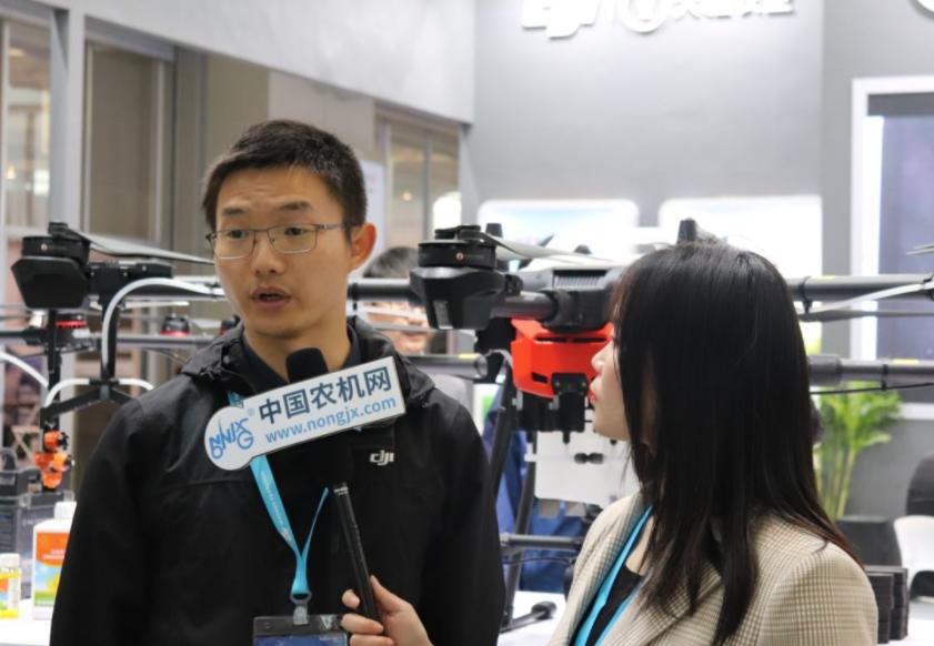 专访深圳大疆创新项目合作总监谢博之