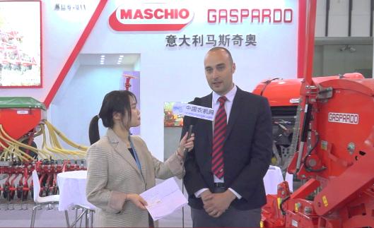 專訪馬斯奇奧(青島)亞太區市場產品經理