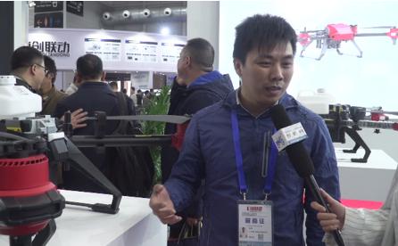 CIAME 2019:专访极飞科技教研主管叶志文