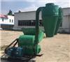 养殖场稻草秸秆粉碎机 牧场转盘式粉草机