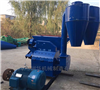 牛场养殖稻草秸秆粉碎机 全自动圆盘粉草机